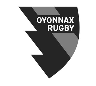 logo rugby wireframe